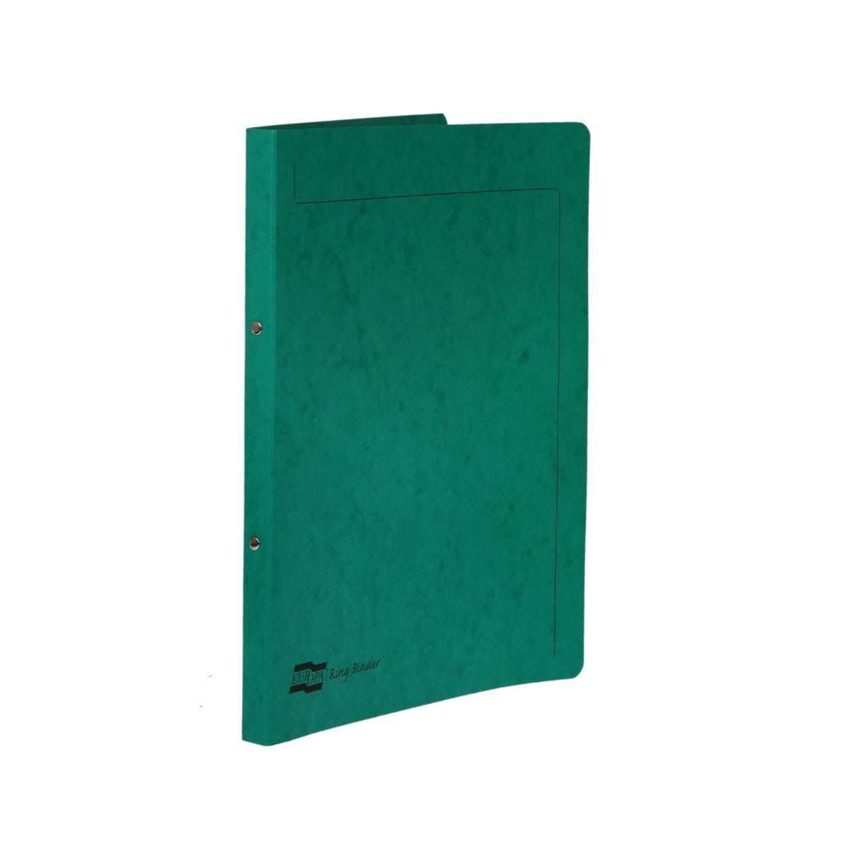 Europa Ring Binder A4 16mm Capacity Green