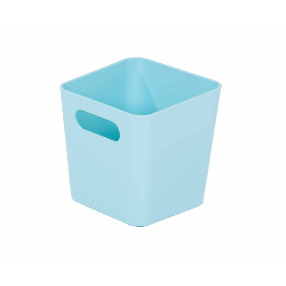 Wham Studio Square Basket 1.01 Pack of 12 Blue
