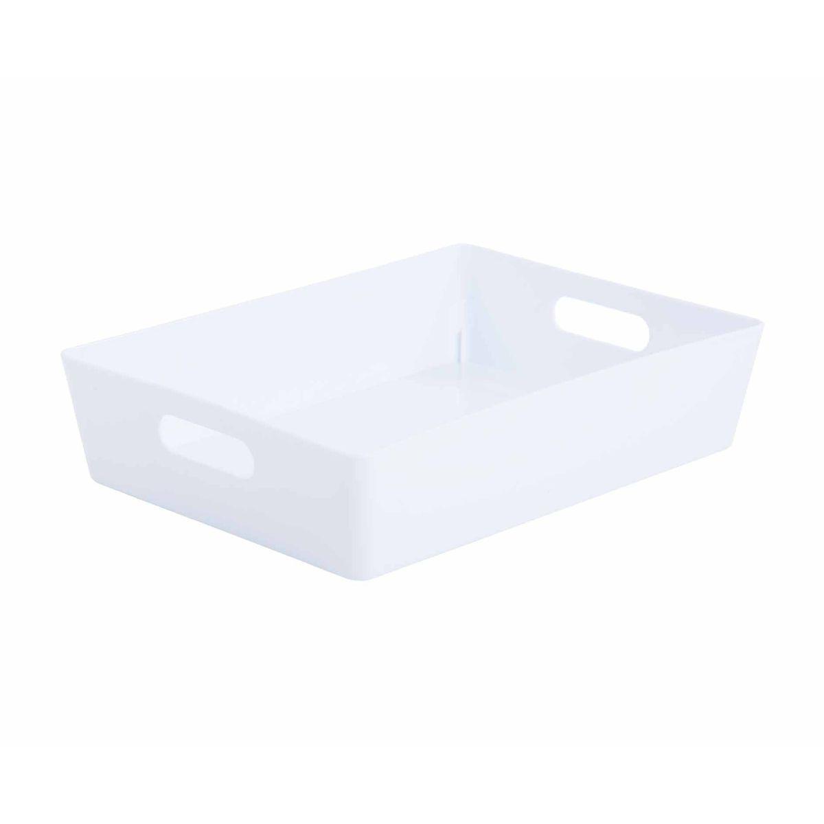 Wham Studio Basket 5.01 Pack of 12 White