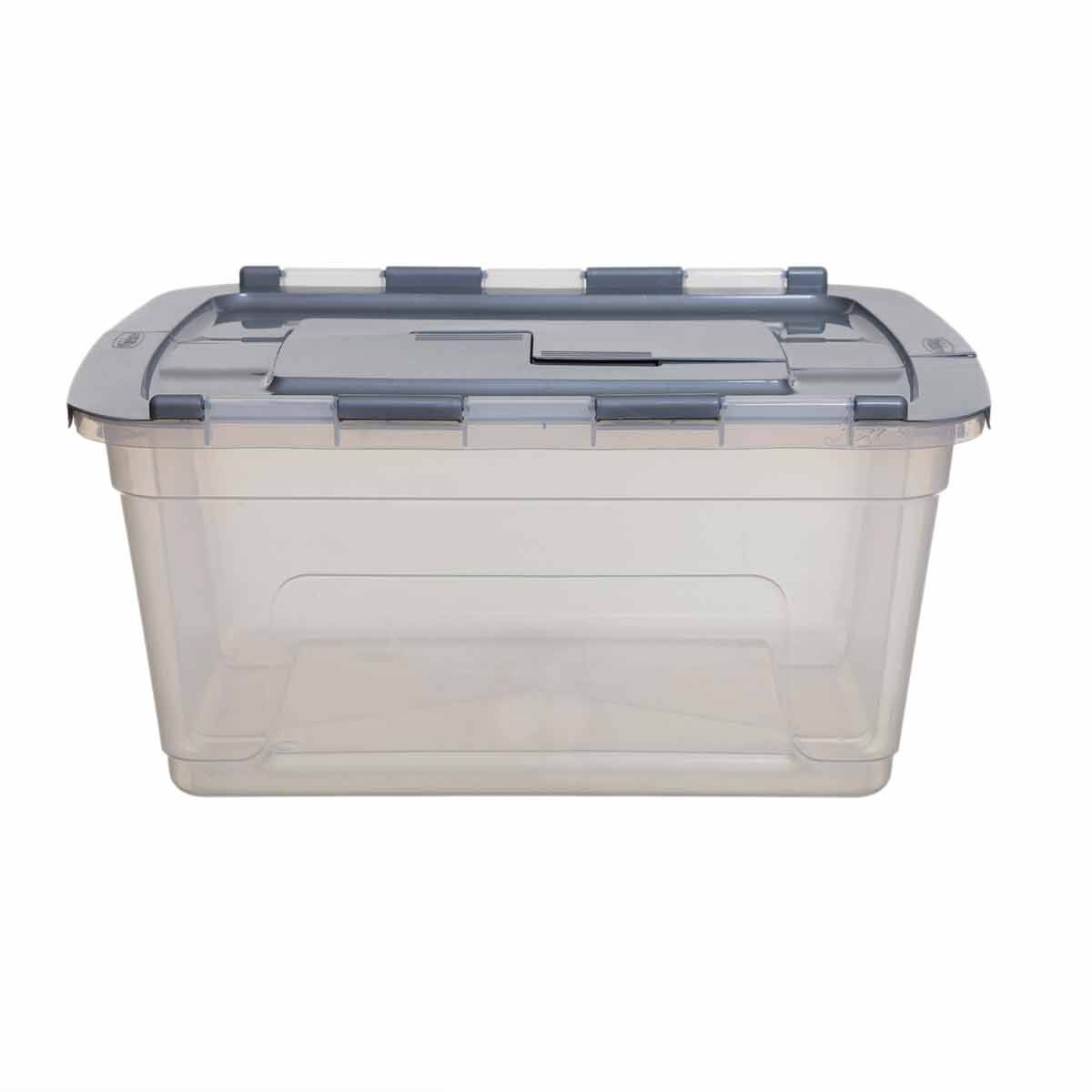 Whitefurze Tote Box 45 Litre Pack of 5
