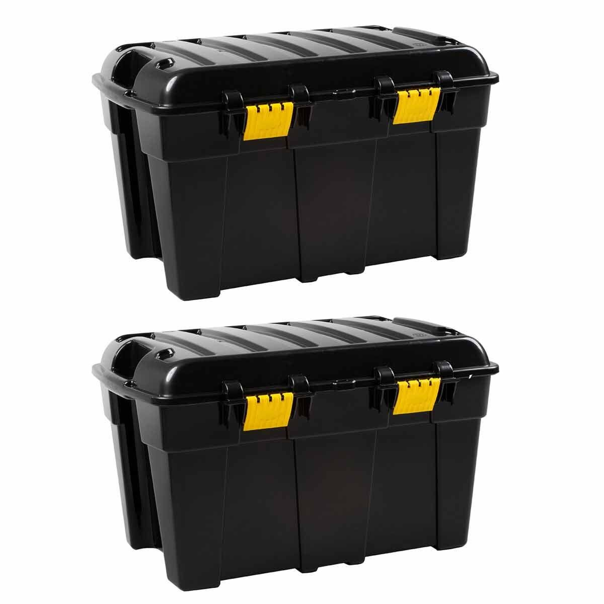 Wham DIY Storage Chest 48 Litre Pack of 2