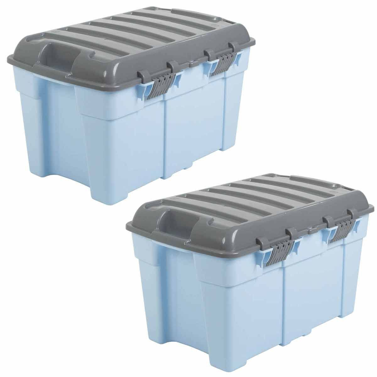 Wham Storage Chest 48 Litre Pack of 2