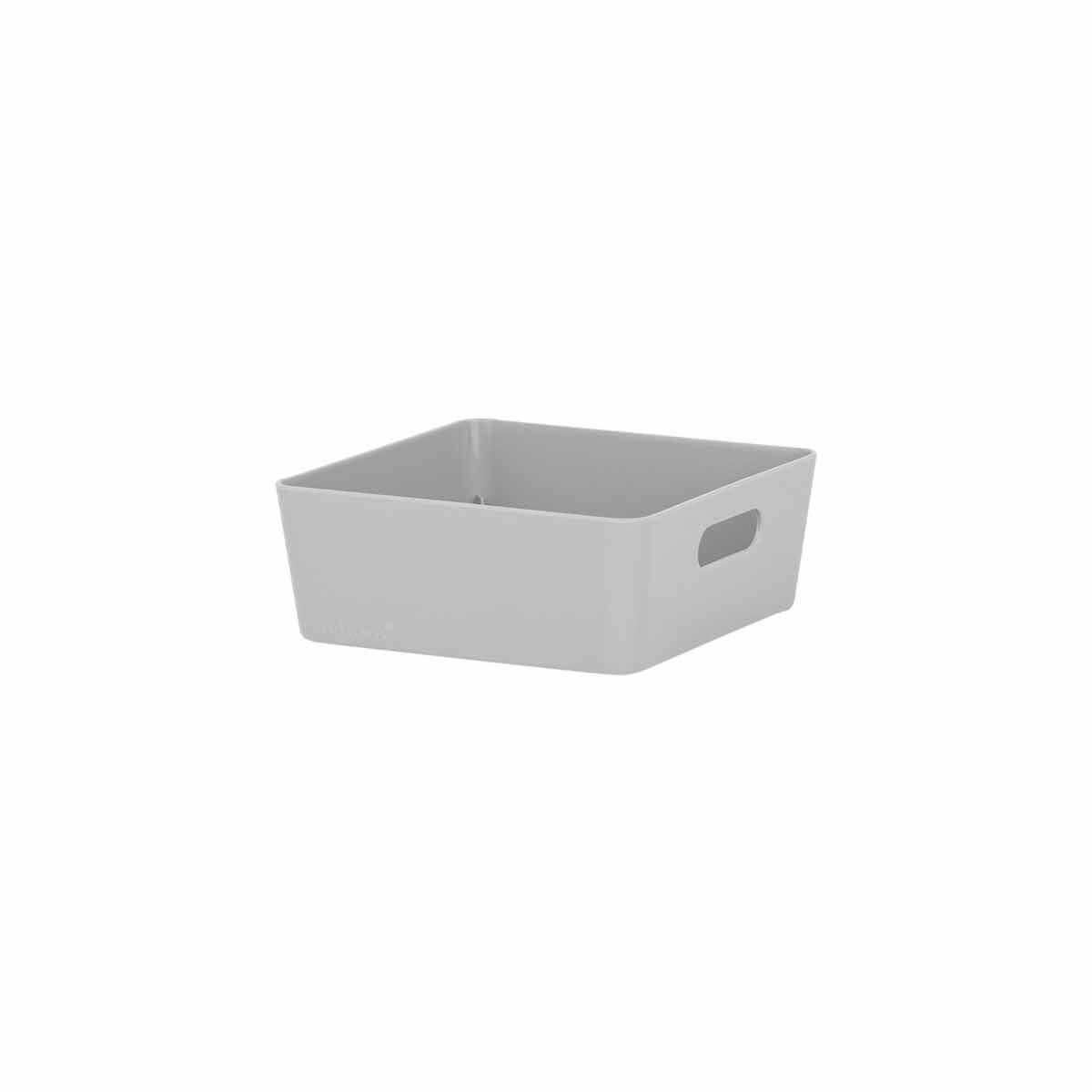 Wham Studio Rectangular Basket 13.01 Grey