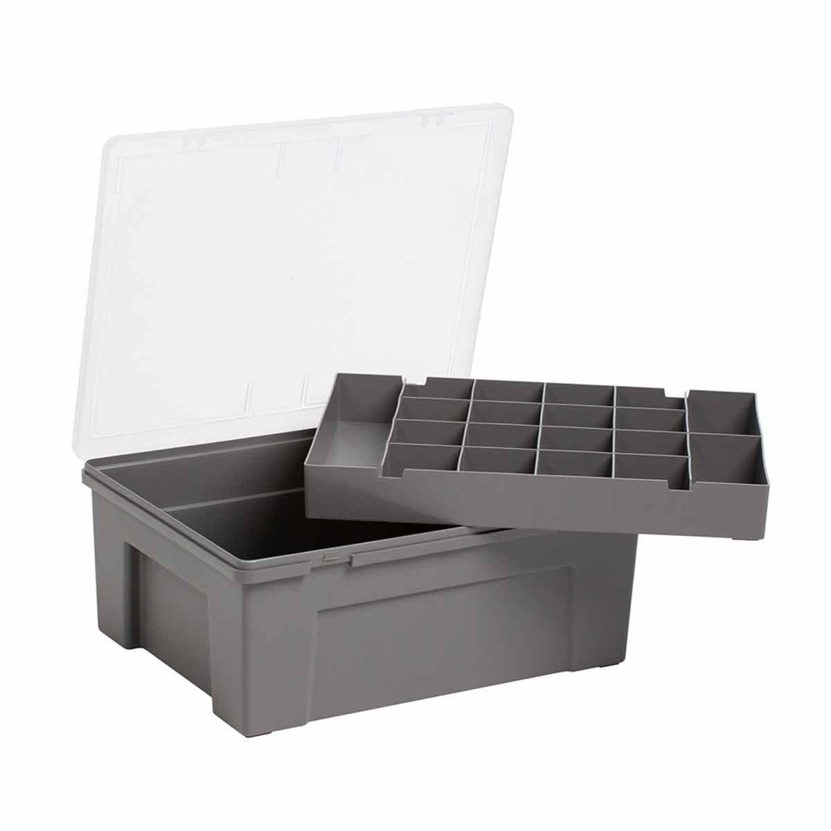 Wham Bam Organiser Box with 19 Compartments