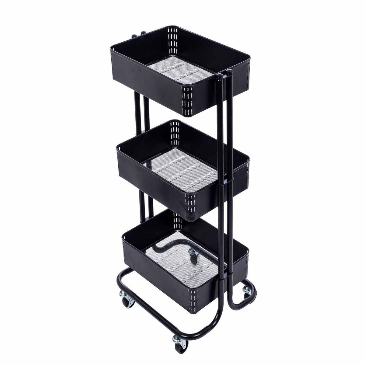 Ryman 3 Tier Storage Trolley