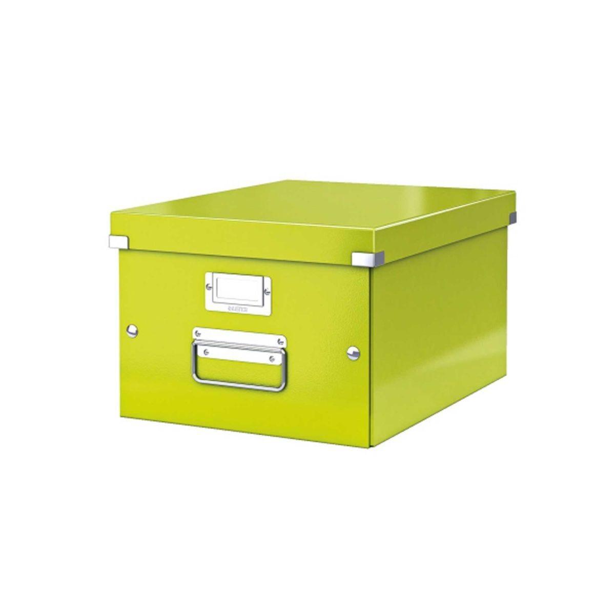Leitz WOW Click & Store Medium Box