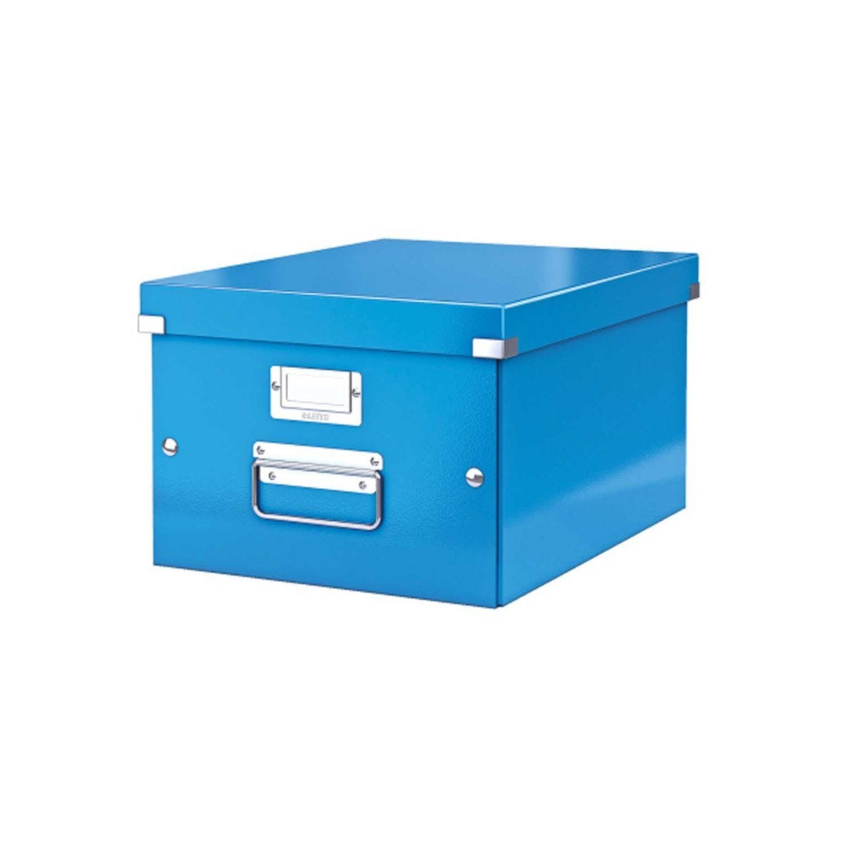 Leitz WOW Click & Store Medium Box Blue