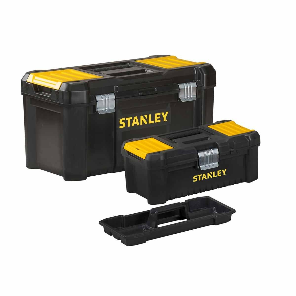 STANLEY Essential Toolbox Set 32cm and 48cm