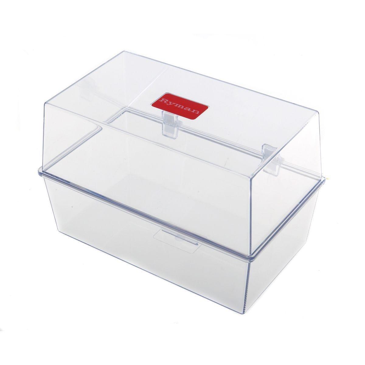 Ryman Index Box 203x127mm