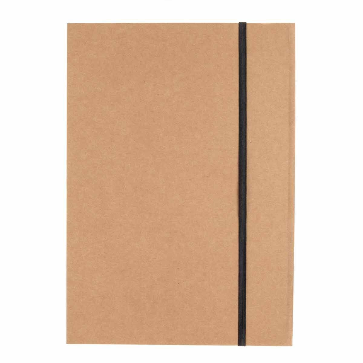 Ryman Elasti Folder A4 Kraft