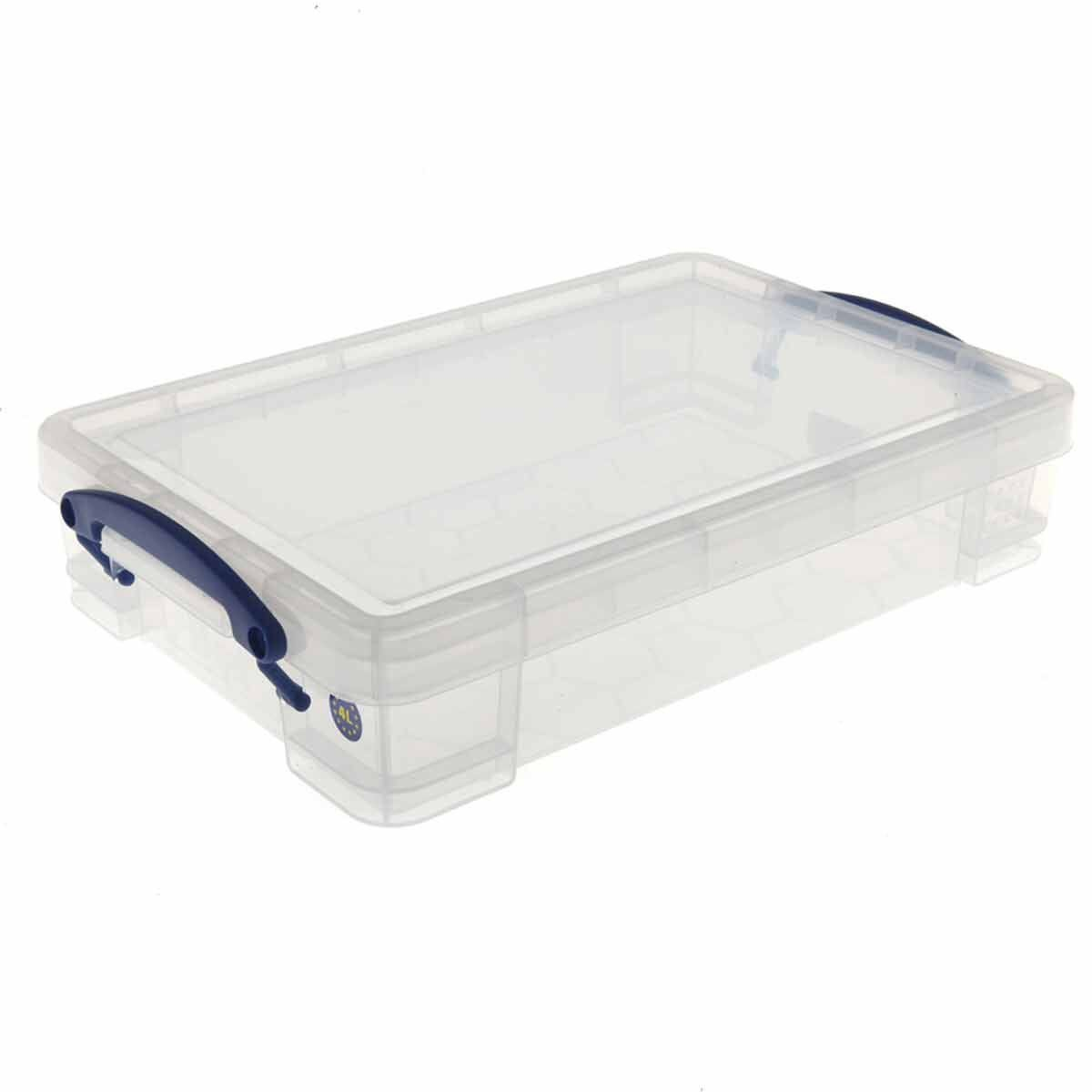 Really Useful Box 4 Litre Pack of 6