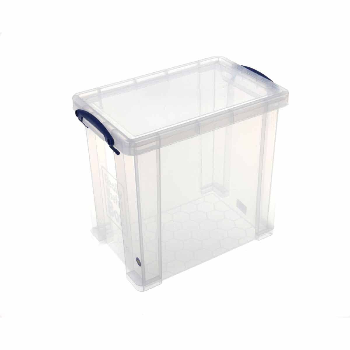 Really Useful Storage Box 25 Litre Pack of 2