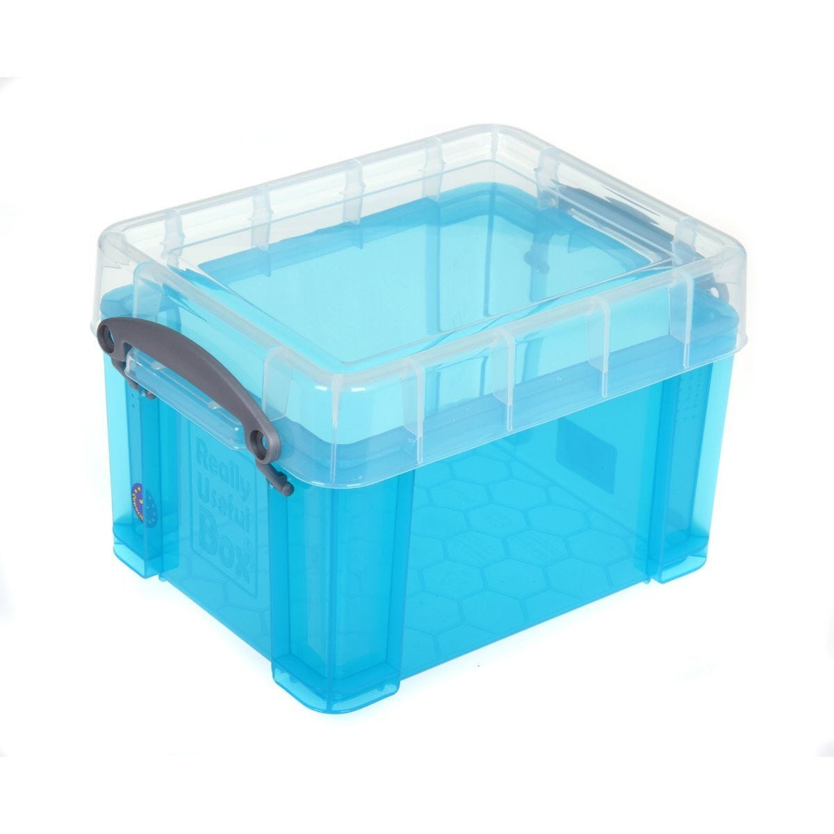 Really Useful Box 3 Litre Bright Blue