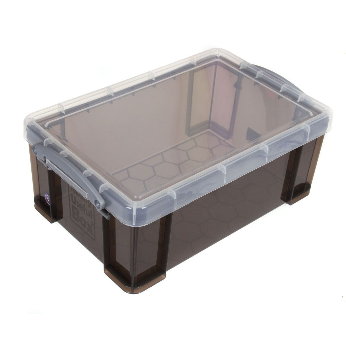 Really Useful Storage Box 9 Litre Charcoal