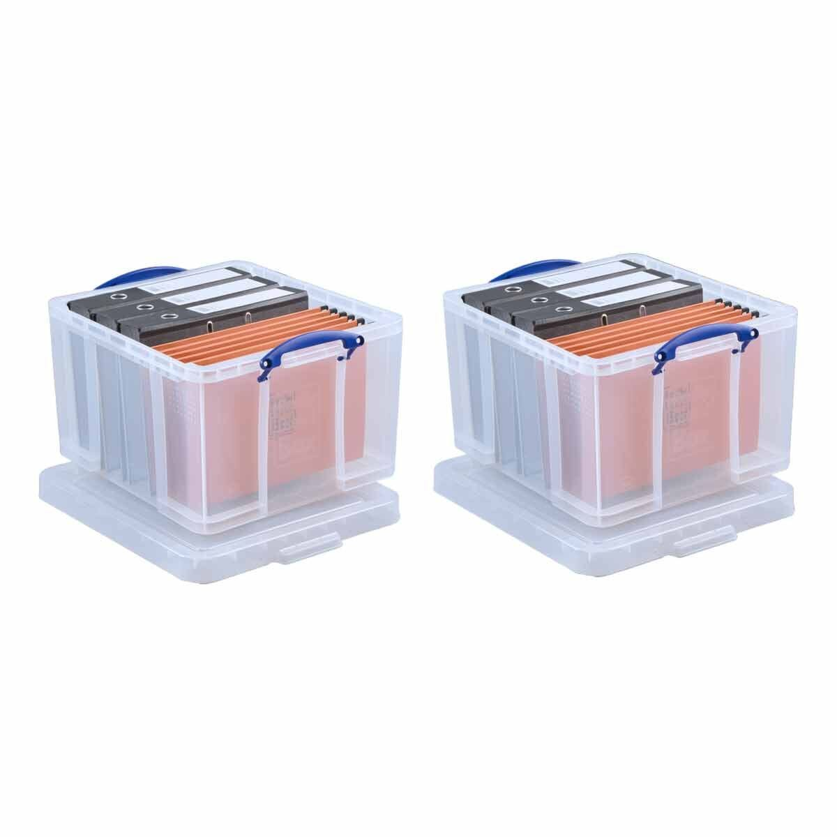 Really Useful Box 42 Litre Pack of 2