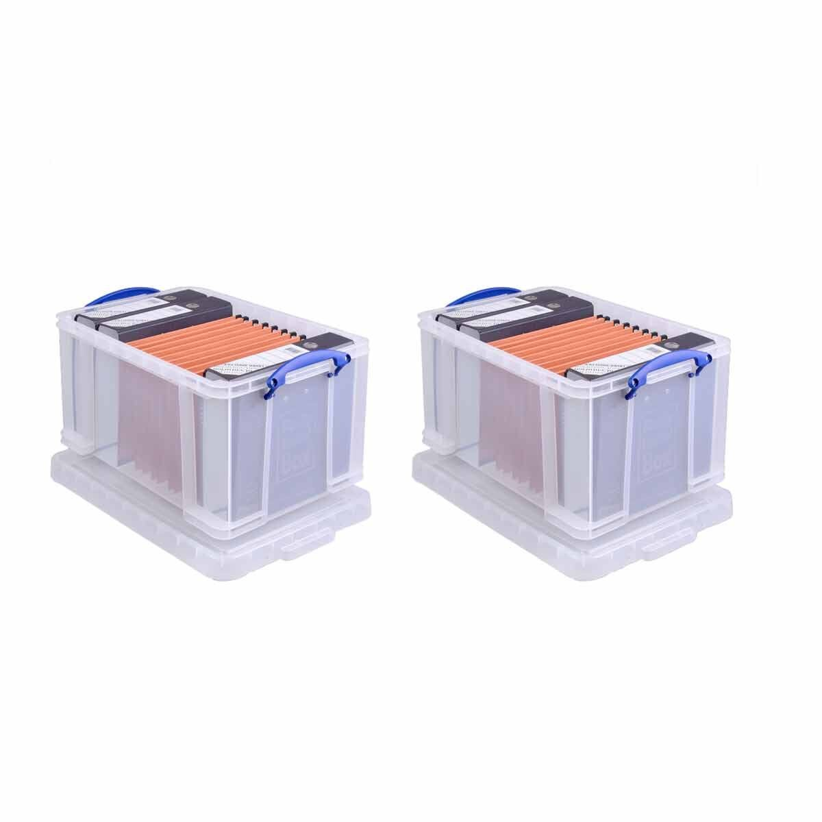 Really Useful Box 48L Pack of 2