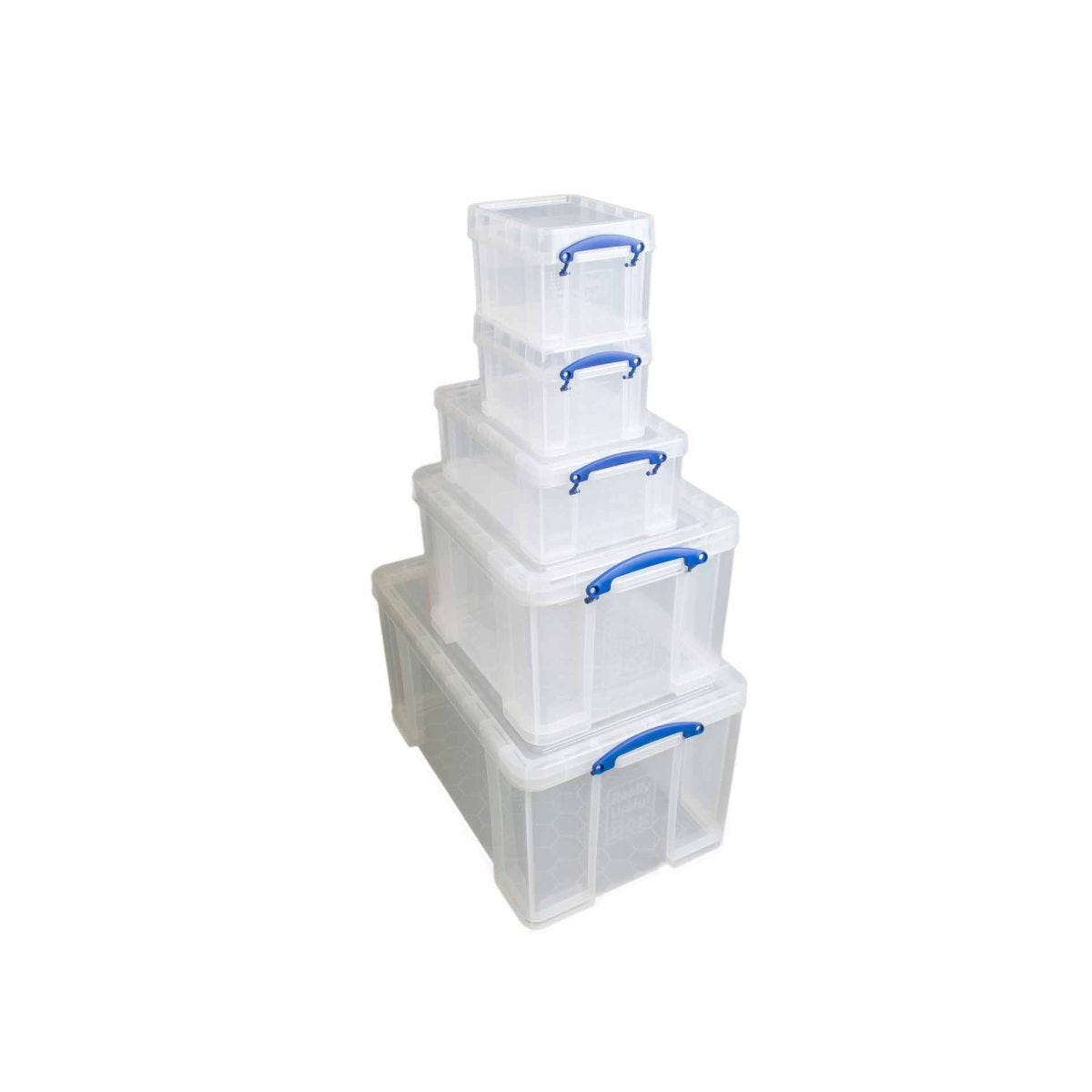 Really Useful Storage Box 84 Litre Bonus Pack