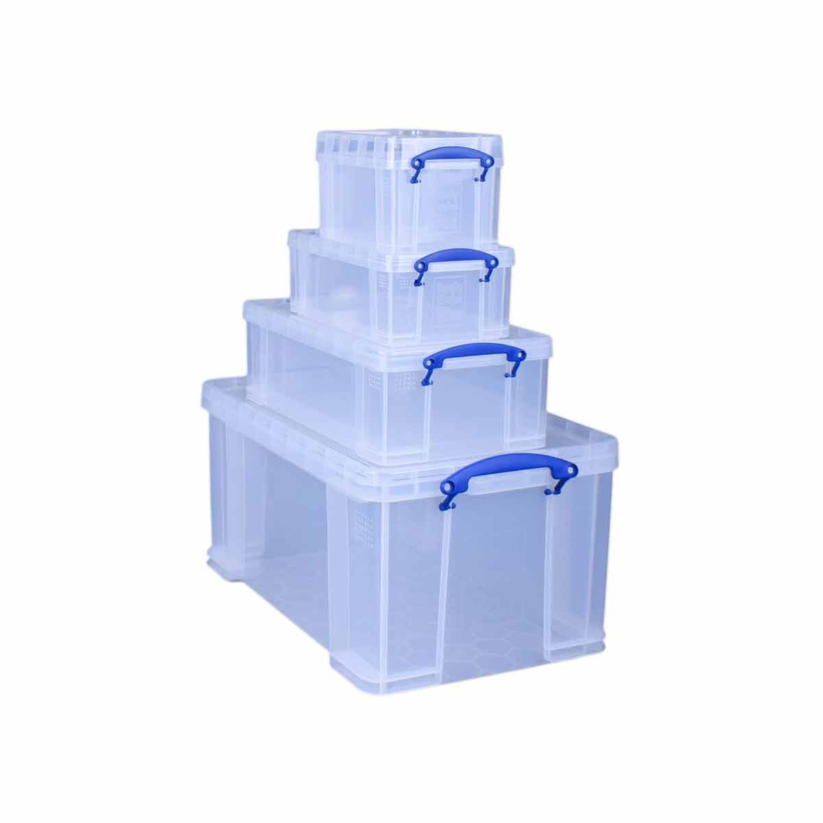 Really Useful Box 48 Litre Bonus Pack Assorted Sizes