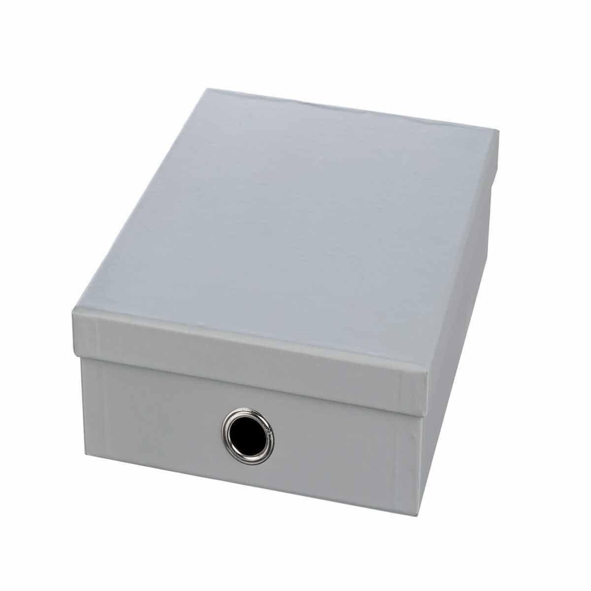 Ryman Storage Box Large Grey