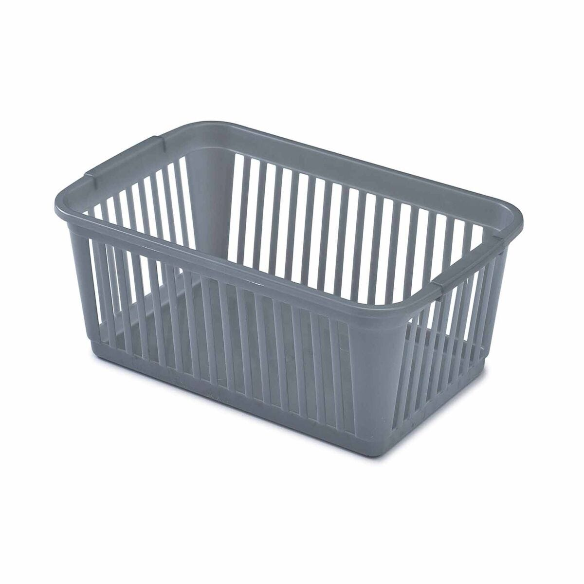 Whitefurze Handy Basket 25cm Pack of 5