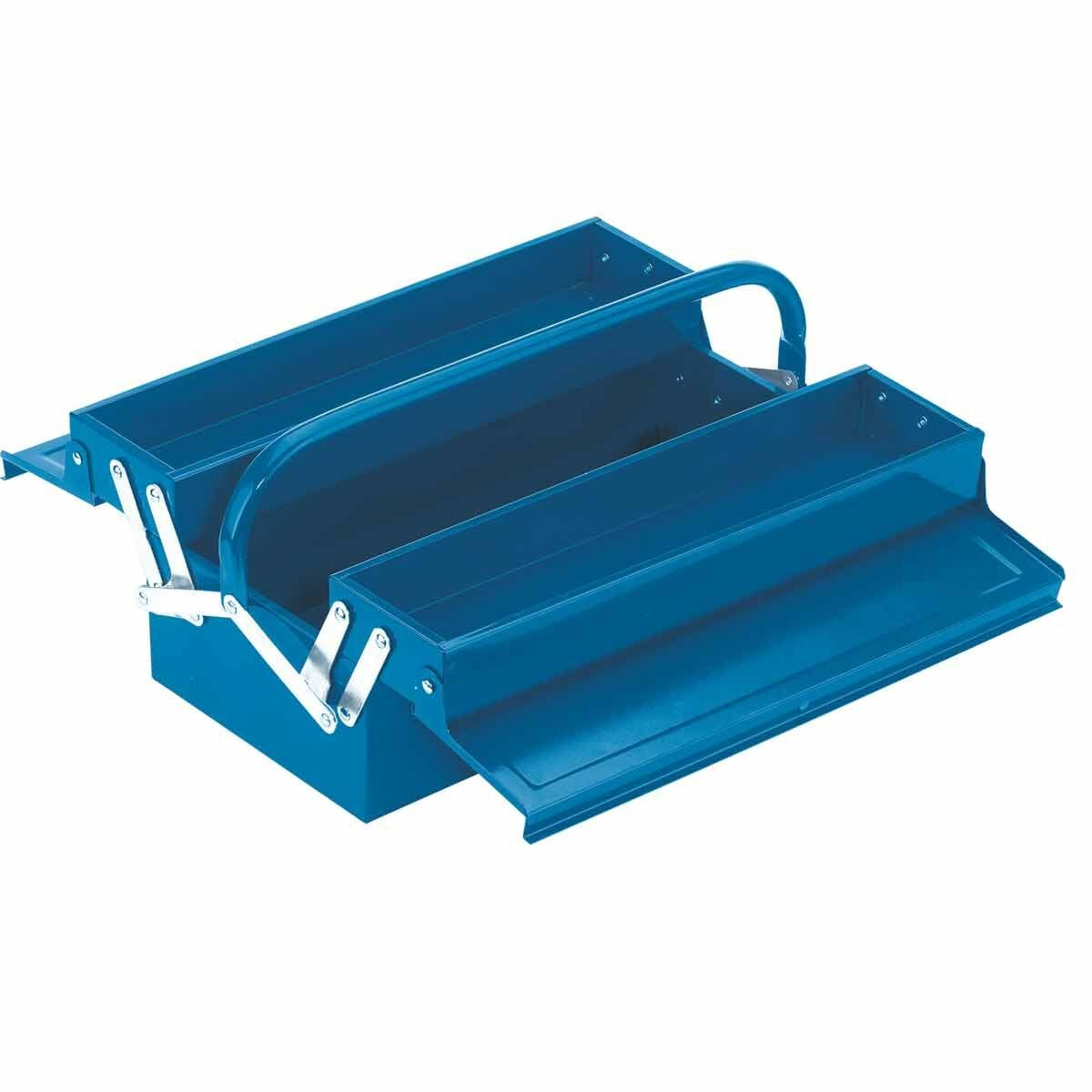 Draper 404mm 2 Tray Cantilever Tool Box
