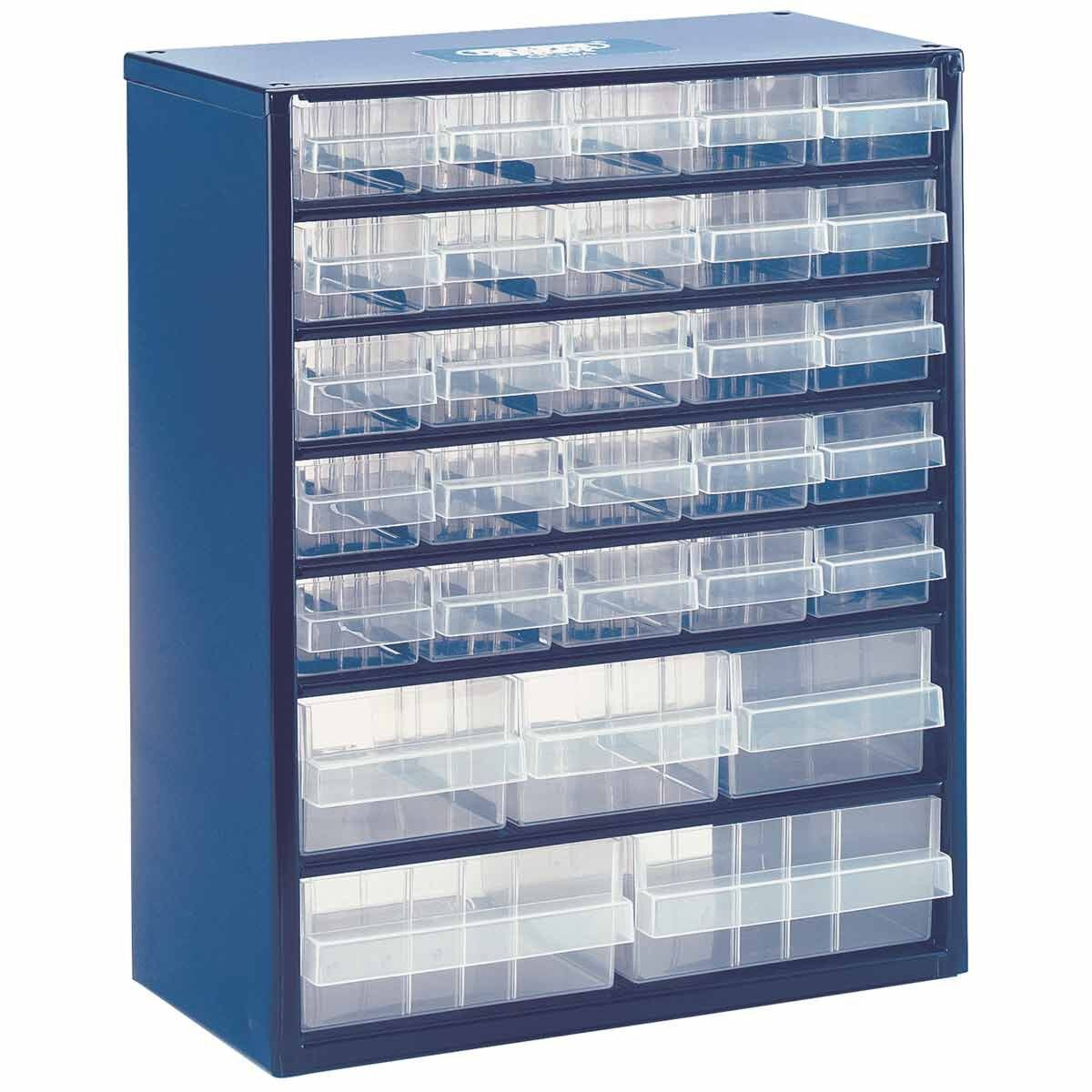 Draper 30 Drawer Storage Organiser