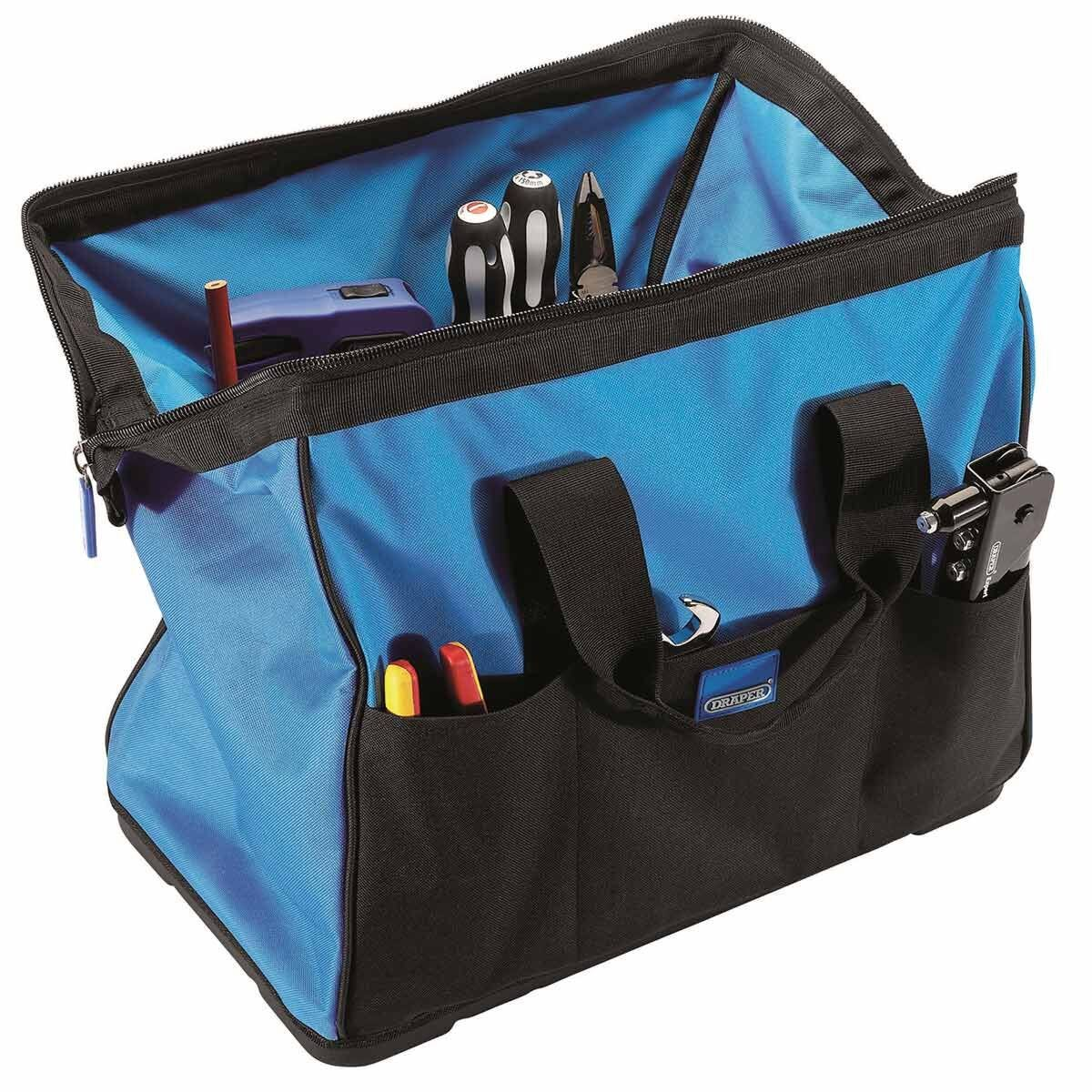 Draper 440mm Open Mouth Tool Bag