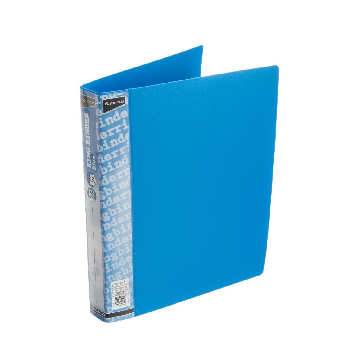 Ryman Ringbinder A5 16mm Blue