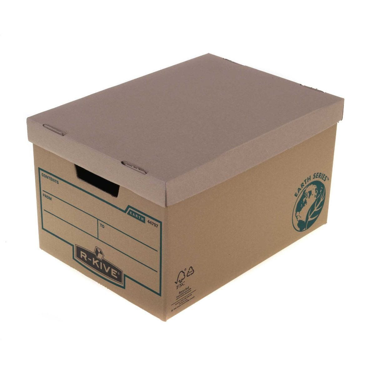 Bankers Box  Earth Series Large Storage Box