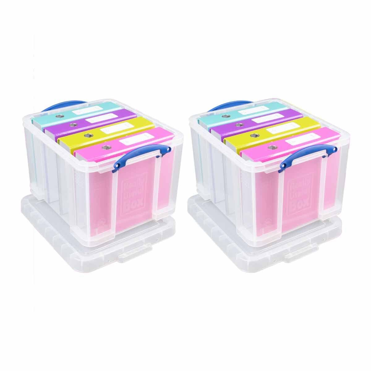 Really Useful 35L Pack of 2