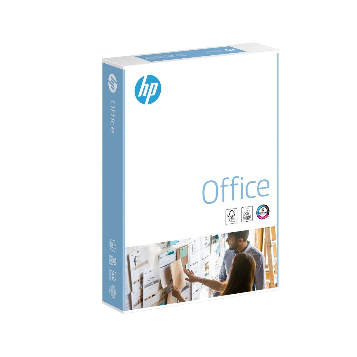 HP Office Paper A4 80gsm Box of 5 Reams