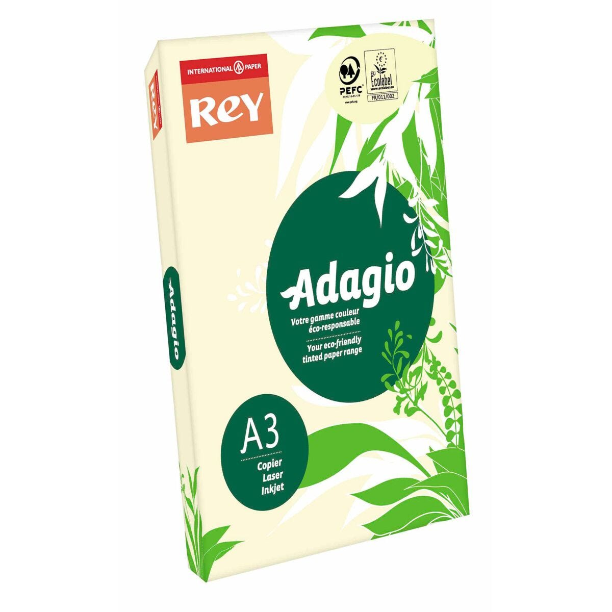 Adagio Copier Paper A3 80gsm Ream