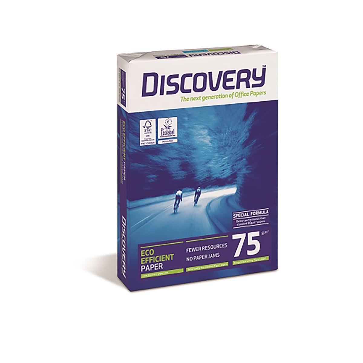 Discovery Copier A4 75gsm Ream Box 5