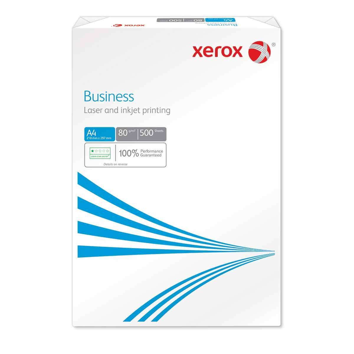 Xerox Business Copy Paper A4 Ream 80gsm