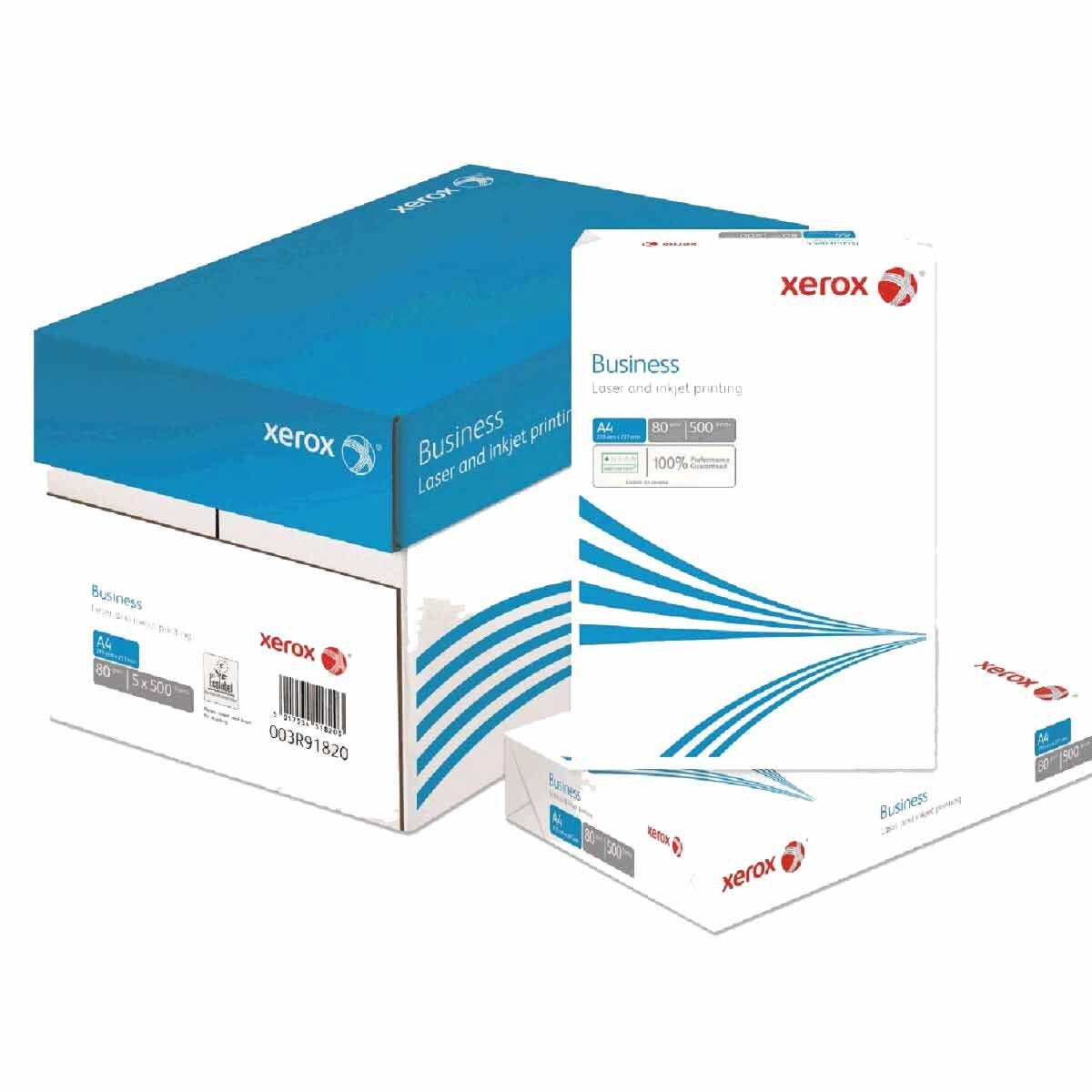 Xerox Business Paper A4 80gsm Pack of 15