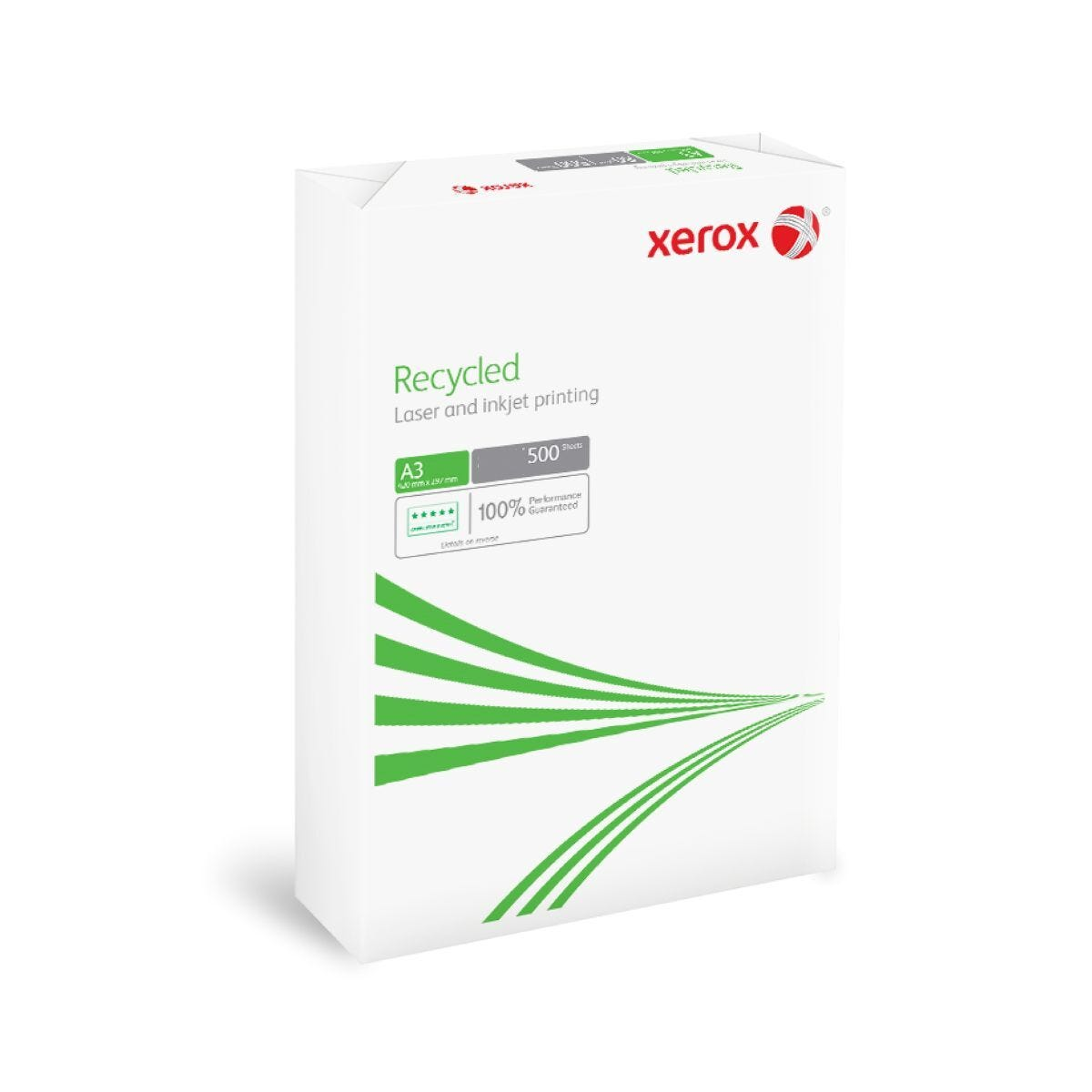 Xerox Recycled A3 Paper 80gsm Ream