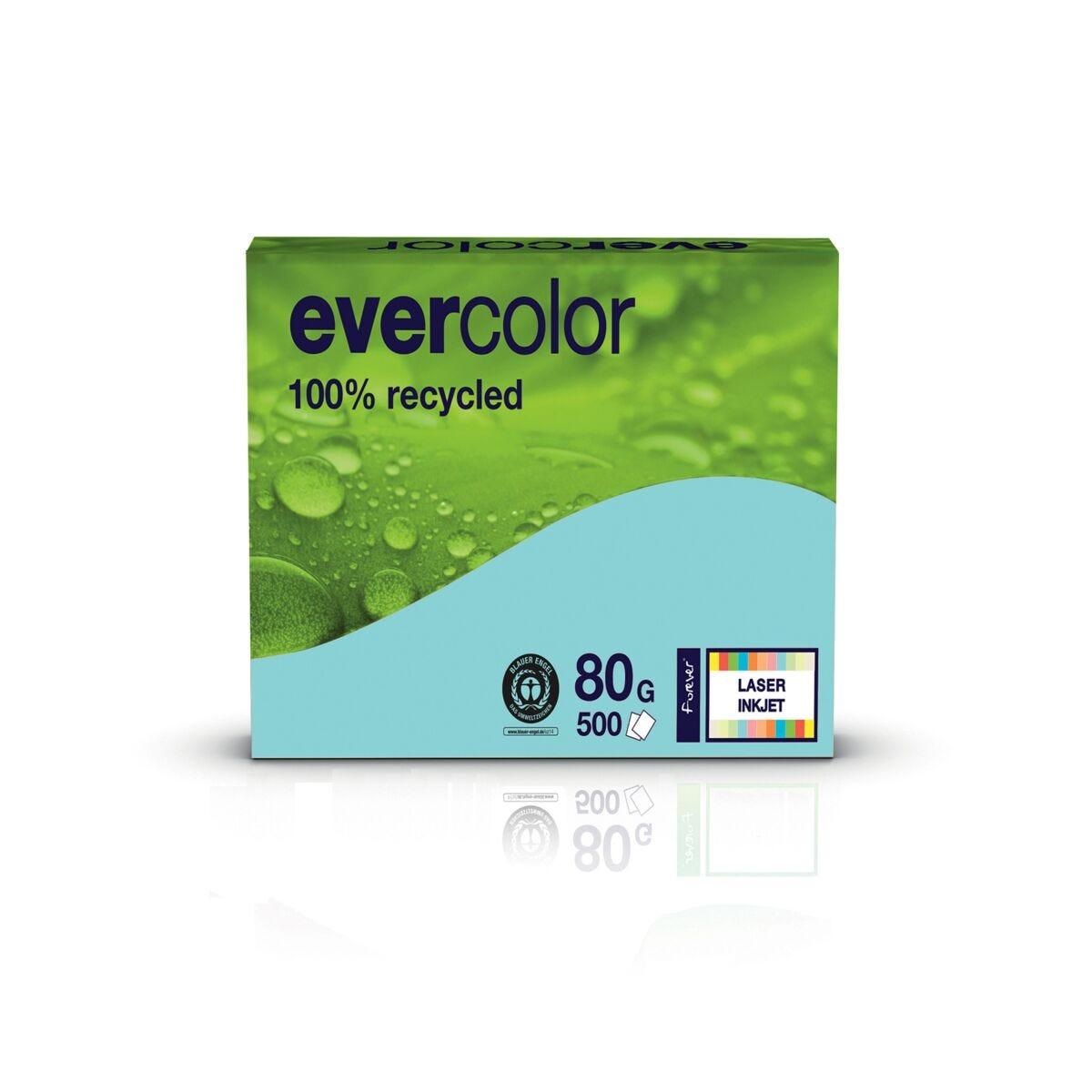 Evercolor A4 80gsm Box of 5 Reams