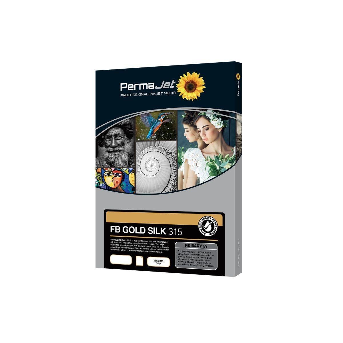 PermaJet Portfolio Rag 220 Printer Paper A4 25 Sheets