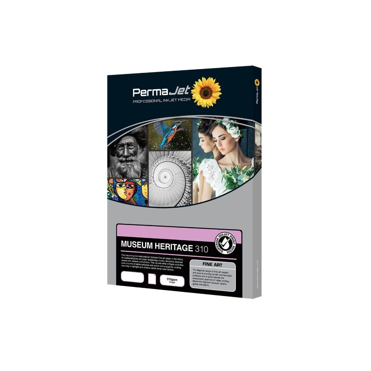 PermaJet Museum Heritage Printer Paper 310 A3 25 Sheets