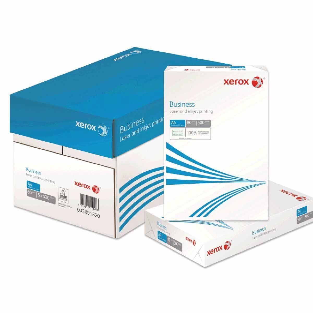 Xerox Business Paper A4 80gsm Pack of 5