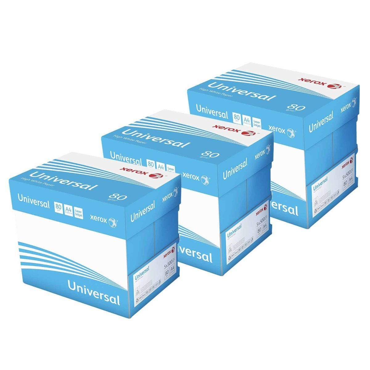 Xerox Universal Copier Paper A4 80gsm Pack of 15