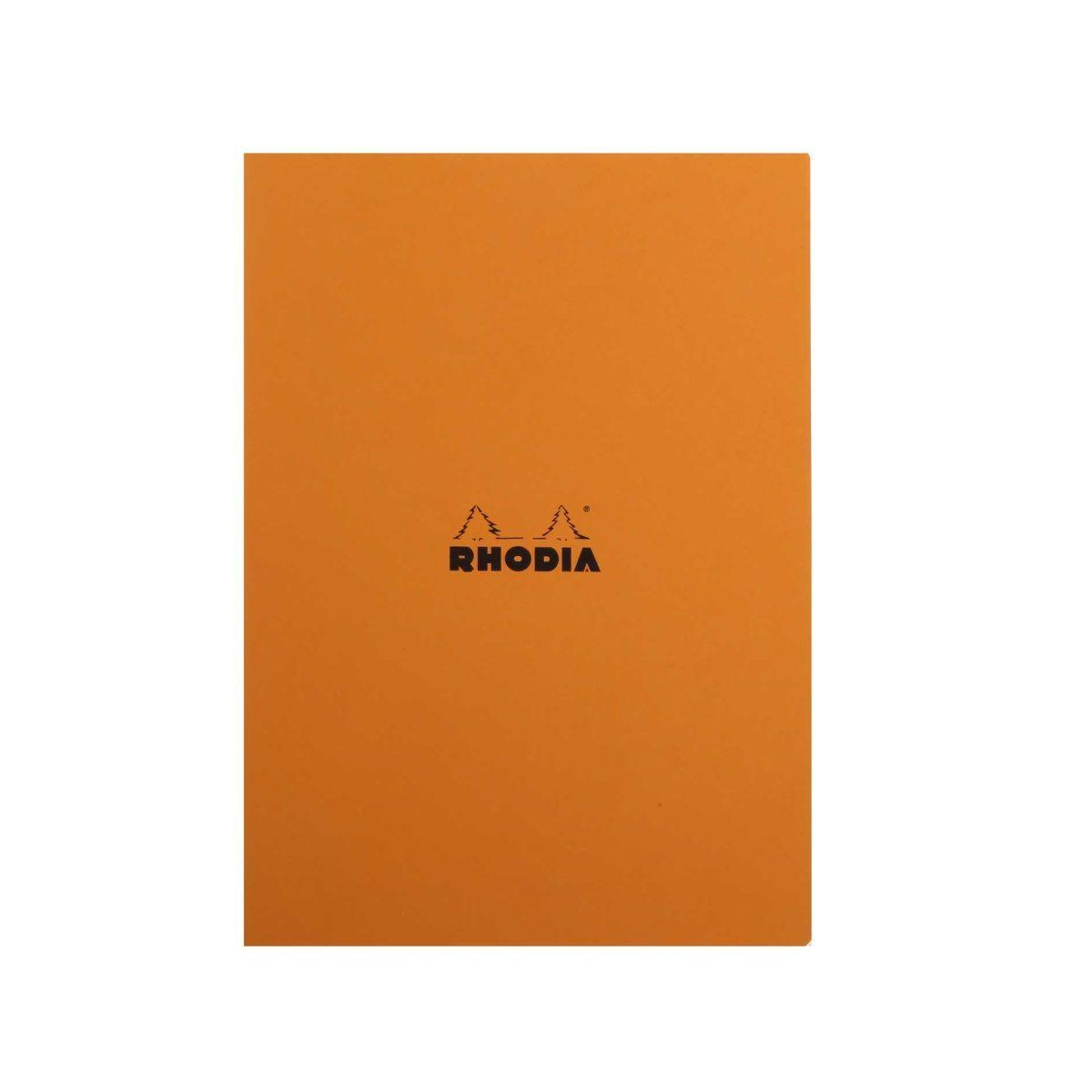 Rhodia Classic A4 Notebook Orange