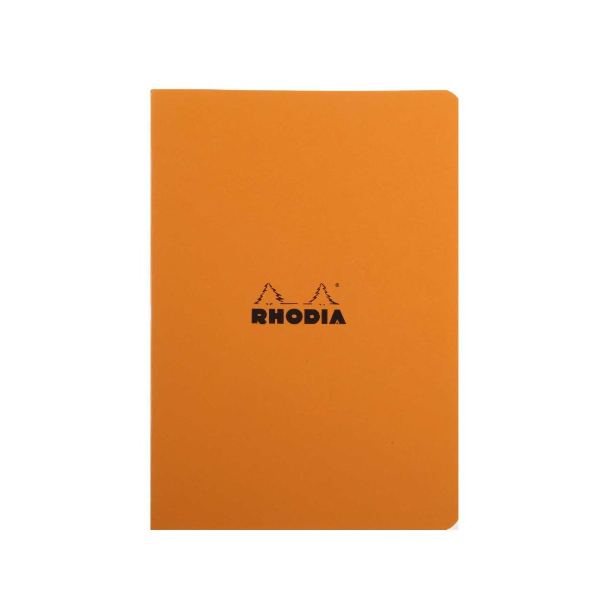 Rhodia Side Stapled Notebook A5 96 Pages 48 Sheets