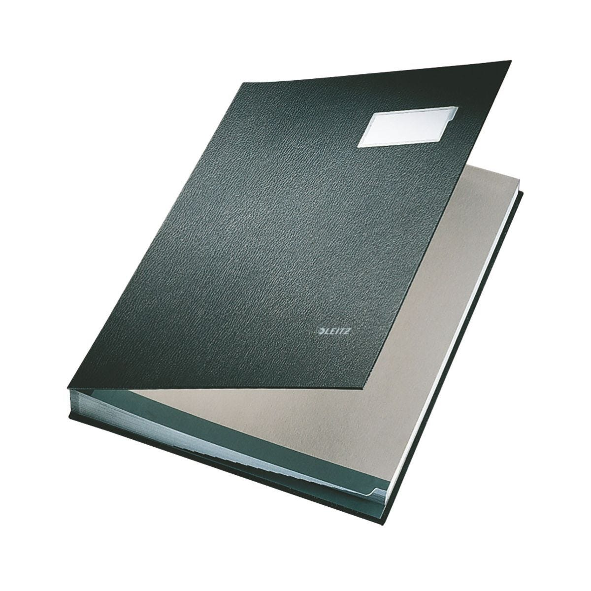Leitz A4 Signature Book with Dividers
