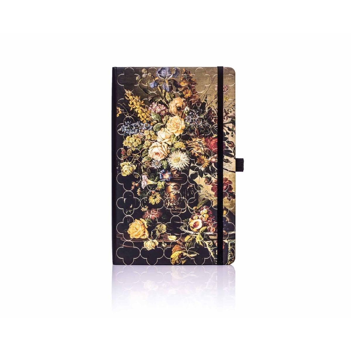 Castelli Vintage Rose Ruled Notebook A5
