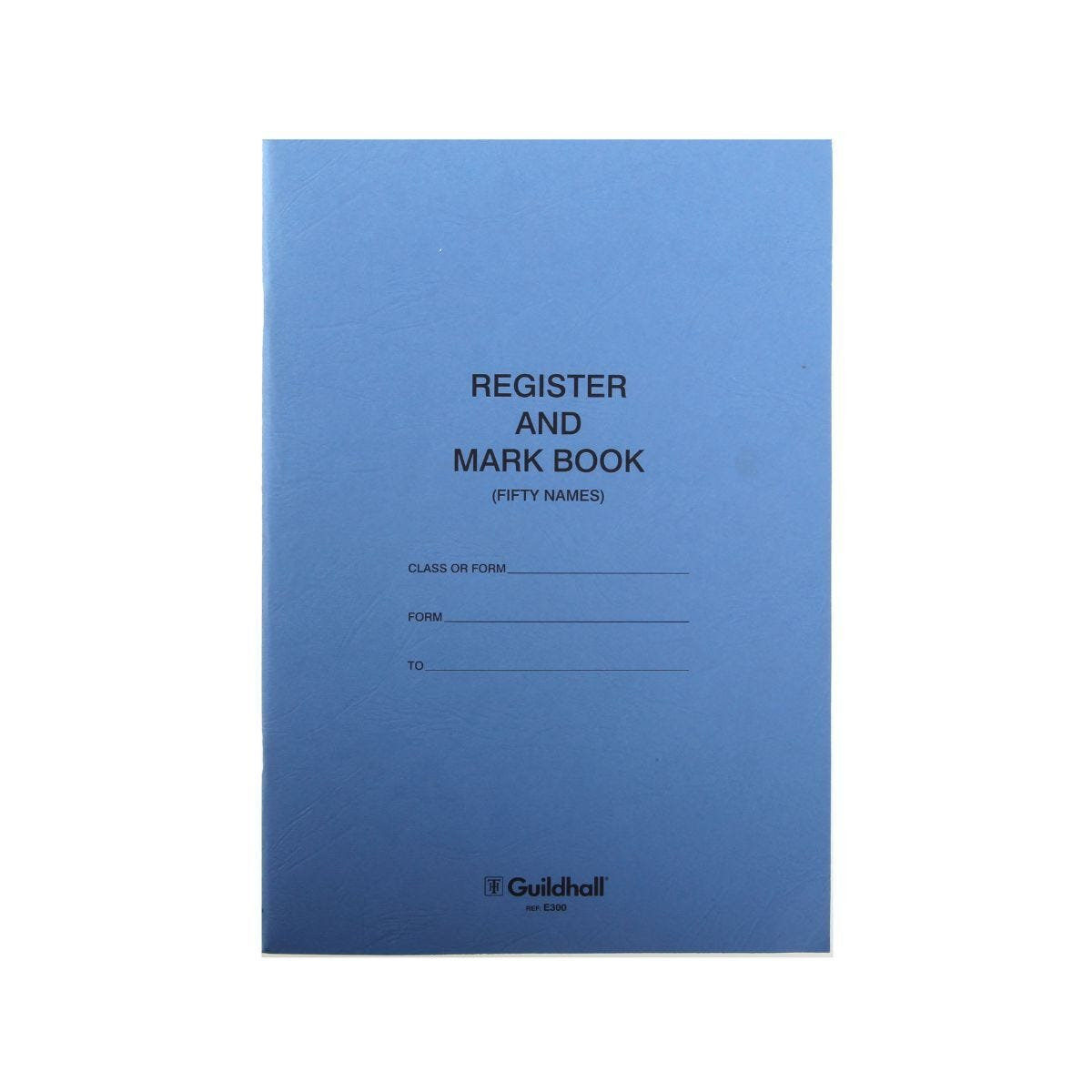 Guildhall Register and Mark Book