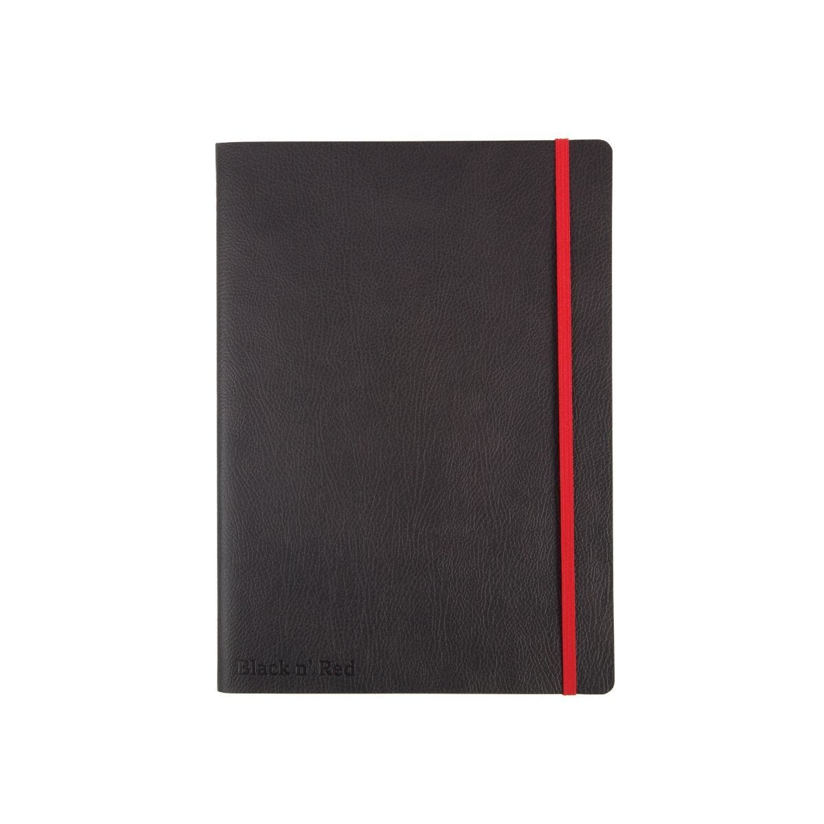 Oxford Black n Red B5 Business Journal 144 Pages Soft Cover Ruled