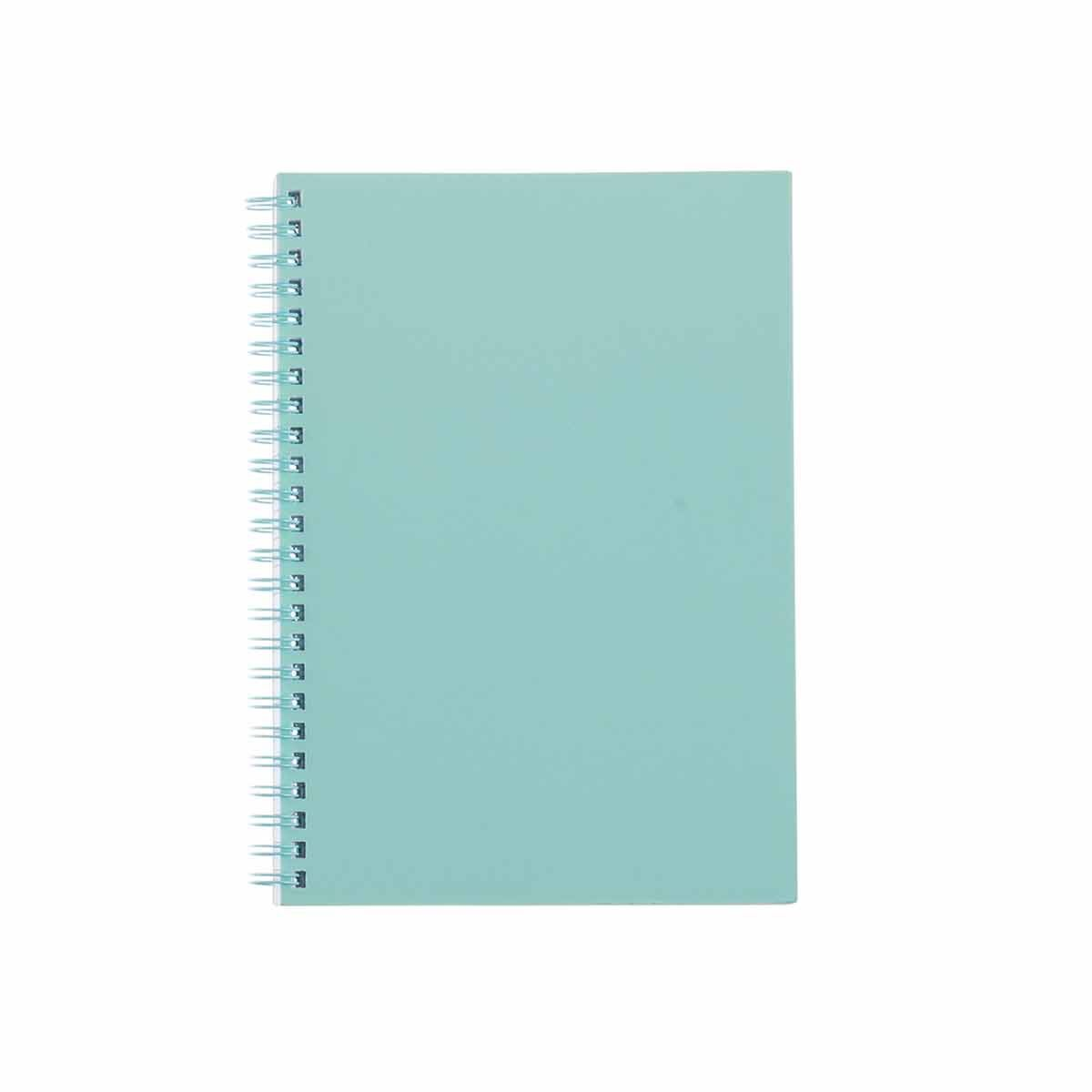 Ryman Pastel Essentials Notebook Ruled A5 Mint