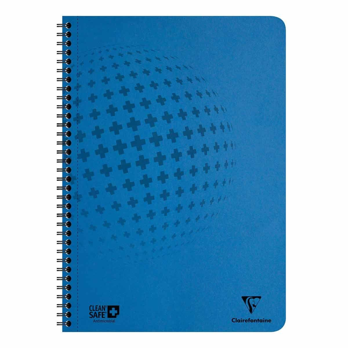 Clairefontaine Clean Safe A4 Notebook 120 Pages 90 GSM