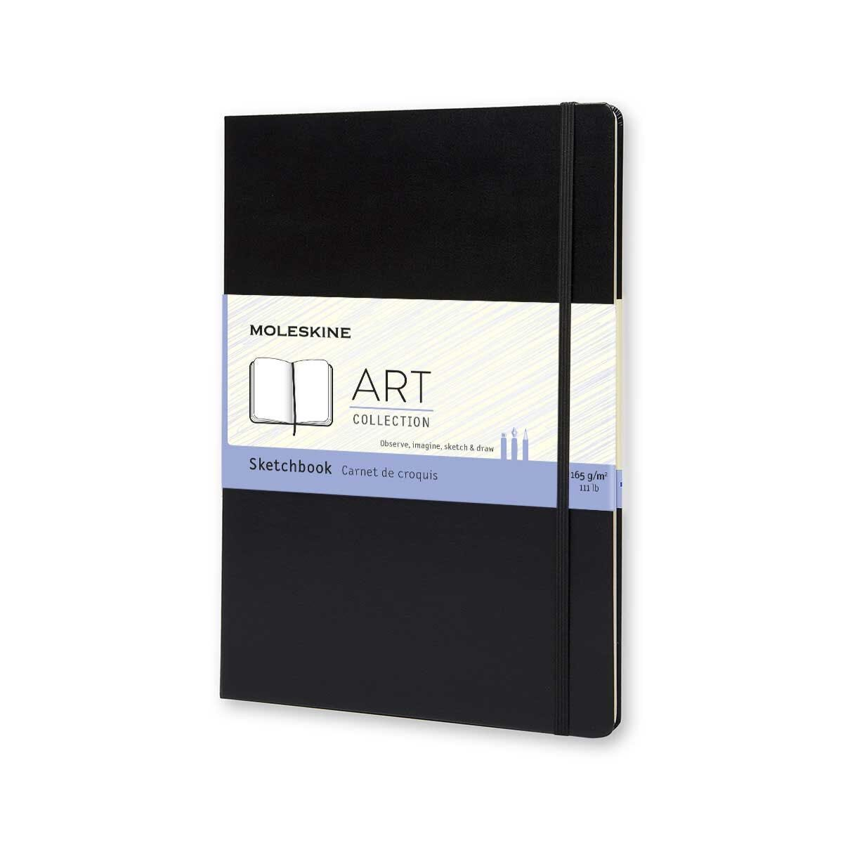 Moleskine Sketch Notebook A4